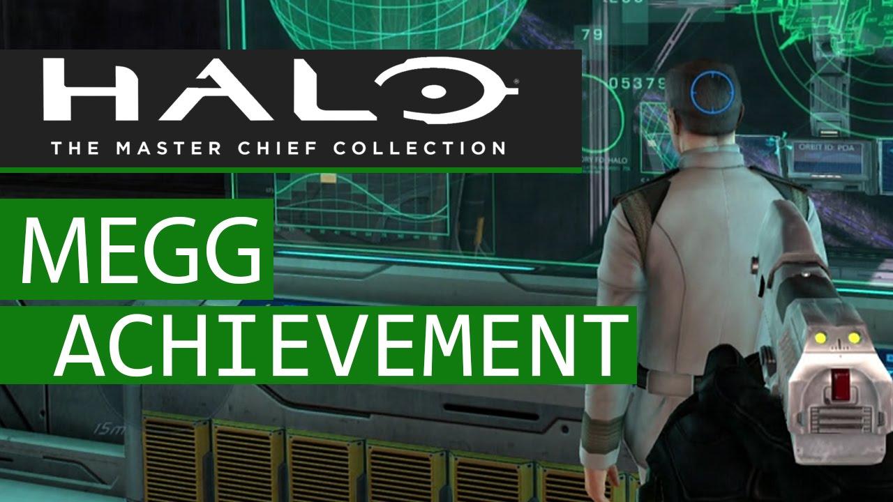 Halo Master Chief Collection Halo Ce Megg Achievement