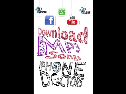 How to download MP3 song on iPhone