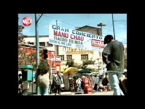 Manu Chao Radio Bemba Live @Toulouse 2001 Parte1  (Audio)