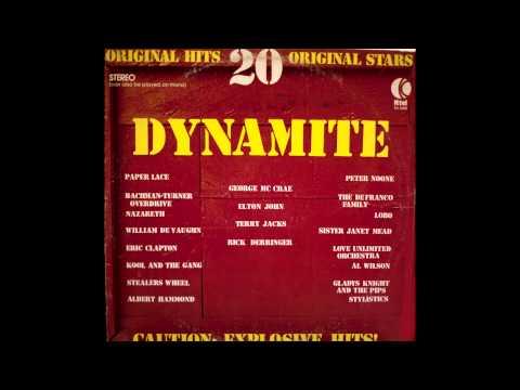 K-Tel Records Presents...Dynamite (Full Album 1974)