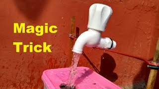 How to make Magic Water Tap | Shamshad Maker