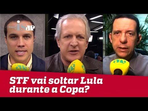 Debate: 2ª Turma Do STF Vai Soltar Lula Durante A Copa?