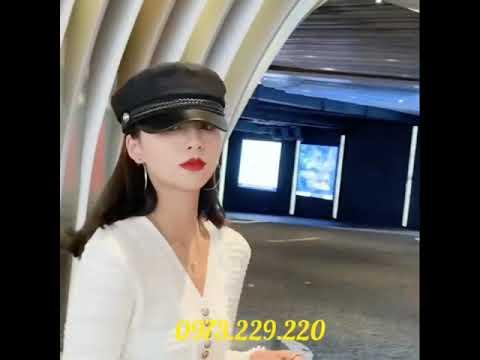 Mũ Thủy Thủ/ Mũ Beret Thời Trang | Tổng quát những nội dung nói về mũ nữ thời trang đầy đủ