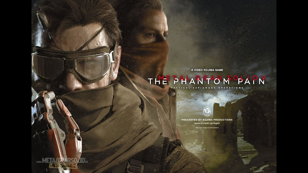 3dmgame dll для metal gear solid v the phantom pain windows 10