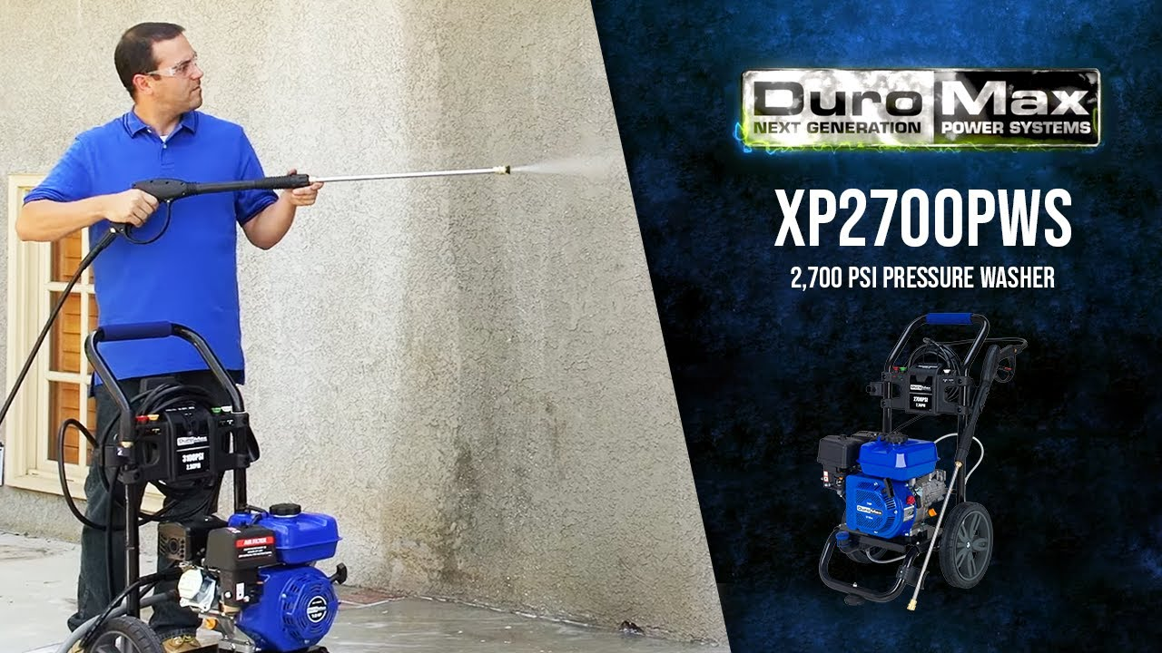 5 Best Cold Water Pressure Washer 2019 Reviews (Only Gas Units)