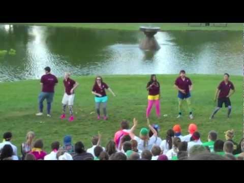 Students' Union Executive Dance - Karaoke BBQ 2012