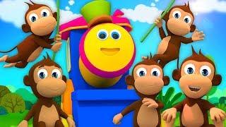 rimas-de-berrio-para-crianas-bob-the-train-vdeos-de-desenhos-animados