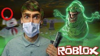 MIJN NIEUWE BAAN IS SPOKEN VANGEN! (Roblox Ghost Simulator)