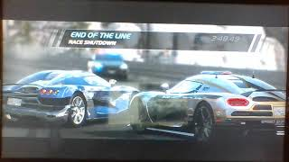 Need for Speed: Hot Pursuit - SCPD - End of the Line [Hot Pursuit]