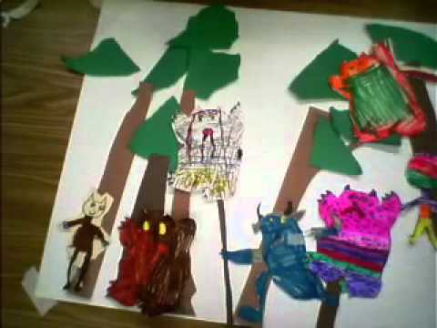 Storybooks - Where the Wild Things Live