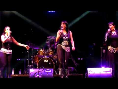 Sister Sledge -  Lost In Music - Live @ The Sunshine Festival 2016