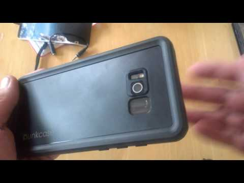 info for 935e7 53663 Punkcase waterproof studstar case for the Samsung Galaxy S8+ - YouTube