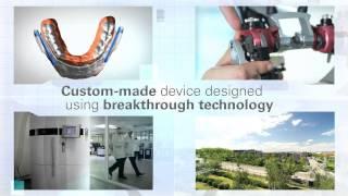 Narval™ CC dental appliance for sleep apnea