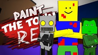 TOY ROOM RAMPAGE - Best User Made Levels - Paint the Town Red