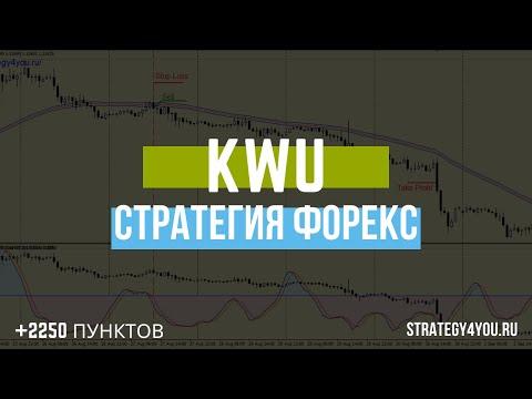 +2250 пунктов — Стратегия форекс «KWU» для EURUSD (H1)