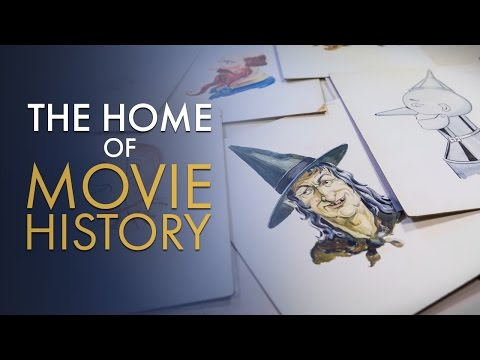 A Home For Movie History: The Academy's Margaret Herrick Library
