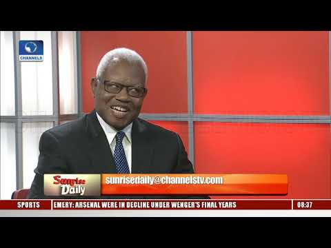 Nigeria/US Relations Towards The 2019 Election Pt.3 |Sunrise Daily|