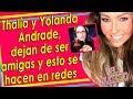 Descargar música de Yolanda Andrade Y Thalía Ahora Tienen 3n3mist4d... gratis