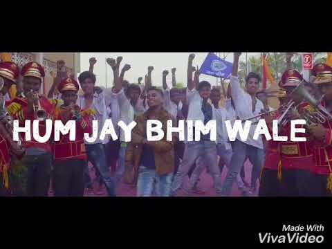 WhATSup - Status || JAY BHIM WALE CHALTE HAI SENA TANKE || Rahul Sathe