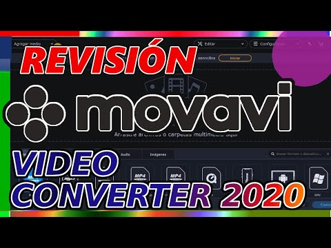 Movavi Video Converter 2020: Revisión, Cómo Usar, convertir videos. versión Premium, Probar Gratis