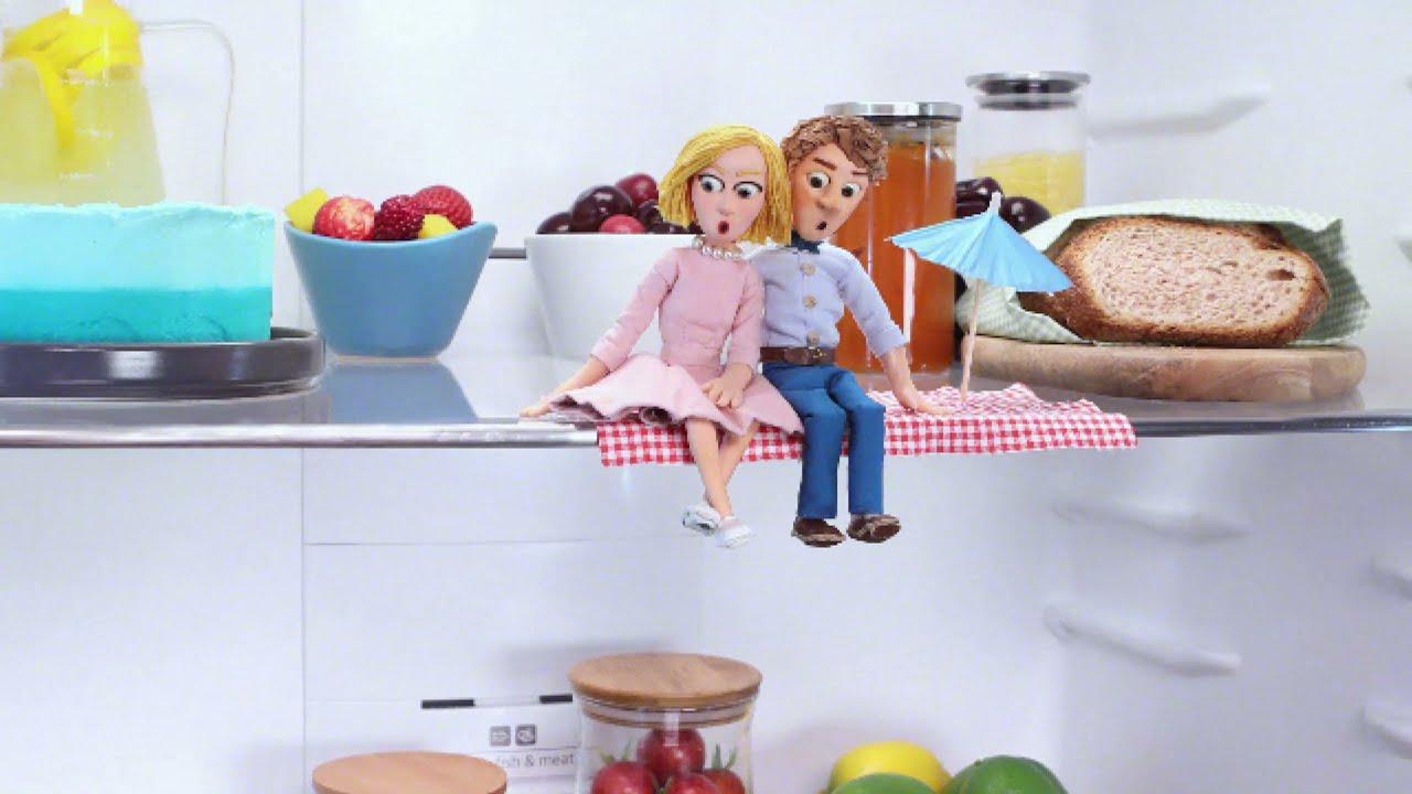 Dünyanın buzdolabı ile çekilen ilk filmi: Piknik