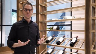 Benjamin Johnston on Creating a Luxurious Wine Room