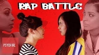 SuperWoman vs. Liza Koshy Rap Battle (ERB Styled Video Attempt)