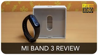Mi Band 3 - Honest review