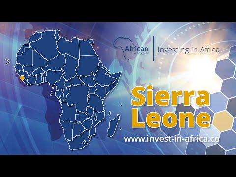 Invest Sierra Leone - Sierra Leone Investment Opportunities