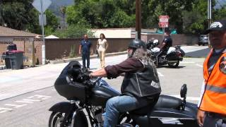 Sons of Anarchy filming in Montrose (3)