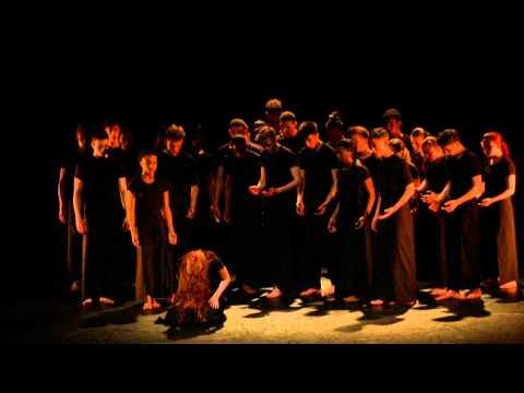 National Youth Dance Company at U.Dance 2014