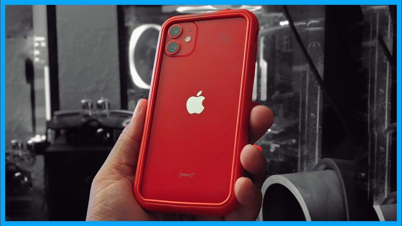 Minimalist Iphone 11 Case Rhinoshield Crashguard Nx Youtube