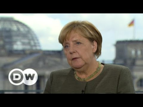 #ألمانيا_تختار - لقاء مع المستشارة الألمانية أنغيلا ميركل  - نشر قبل 3 ساعة