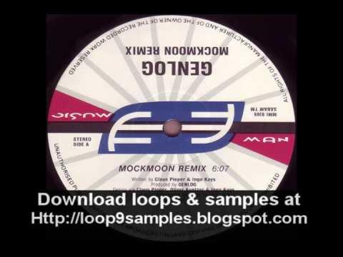 Genlog - Mockmoon Remix  -  Music Man Records