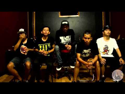 KARAT MALANG INTERVIEW AT BATARA STUDIO