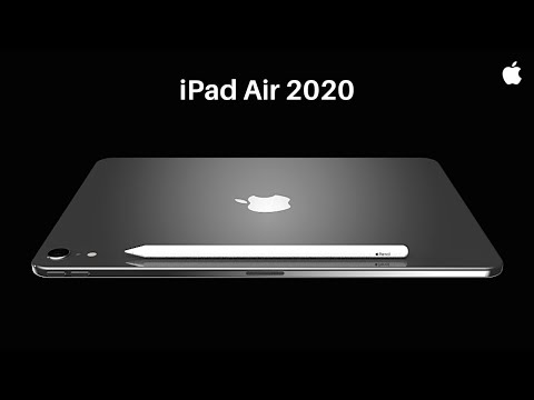 Introducing iPad Air 2020 — Apple