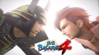 Sengoku Basara 4 Gameplay Debut Trailer 【PS3 HD | (戦国BASARA 4】