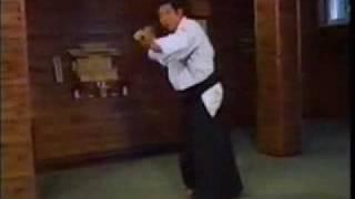 13 Jo Kata - Saito Sensei(Morihiro Saito Sensei demonstrates the 13 Jo Kata., 2009-08-22T21:09:03.000Z)
