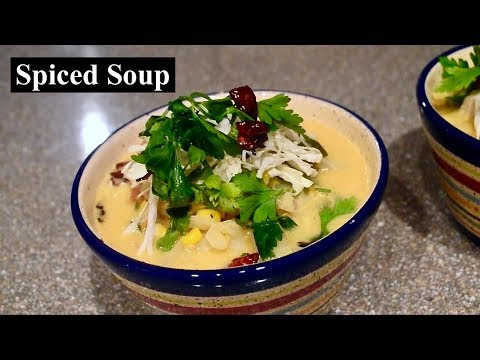 Spiced Soup Recipe| Wizards First Rule| Sword Of Truth