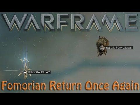 Warframe - Fomorian Return Once Again thumbnail