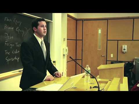 Avromie Summers speaks at Columbia Law School on Importance - Lawyers Strategist (2/3)