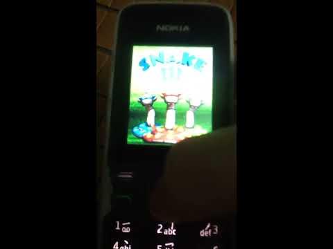 Chơi thử game SNAKE RẮN SĂN MỒI trên NOKIA 2690