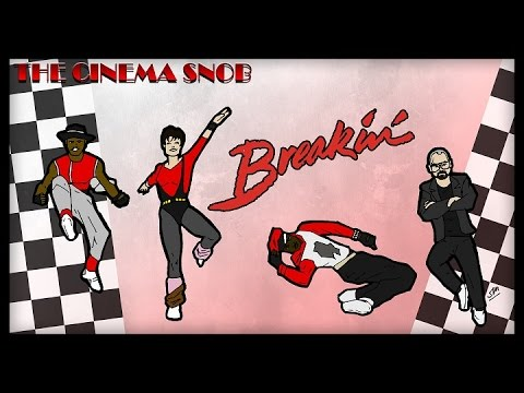 The Cinema Snob: BREAKIN'
