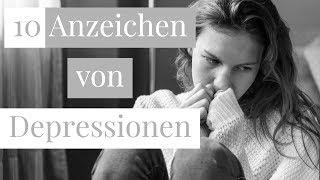 Narzissmus  - 10 Anzeichen von Depressionen