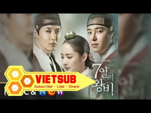 [VIETSUB] I Love You Once More - Dear Cloud (디어 클라우드) [Queen For Seven Days OST Part.3]