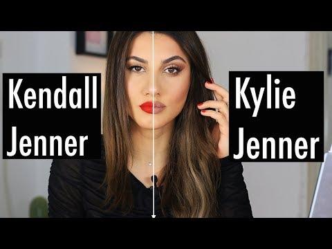 Kylie Jenner VS Kendall Jenner Makyaji