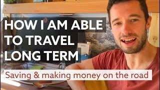 HOW I CAN AFFORD TO TRAVEL ALL THE TIME