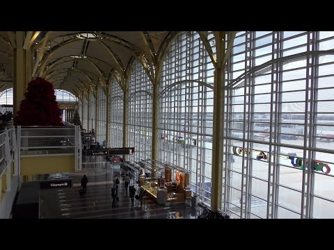A 4K/UHD Tour Of Washington Reagan National Airport (#3)
