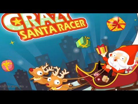 Carreras Locas De Santa Claus Juegos De Navidad Para Ninos En