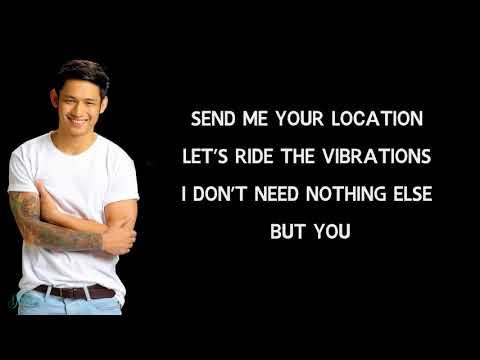 Michael Pangilinan - Location (Khalid ) Lyrics